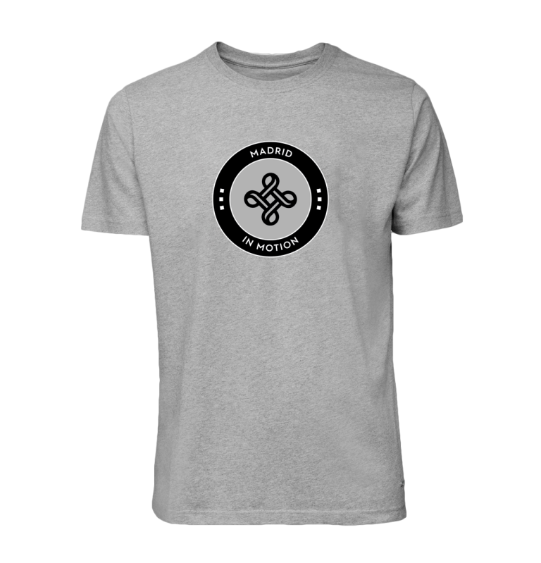 Madrid In Motion T-Shirt