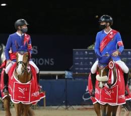 Flash News: Valkenswaard United win GCL Doha!