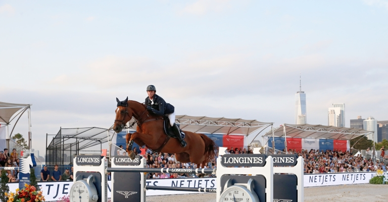City of Dreams Delivers as Maher Takes 2019 LGCT Title in New York