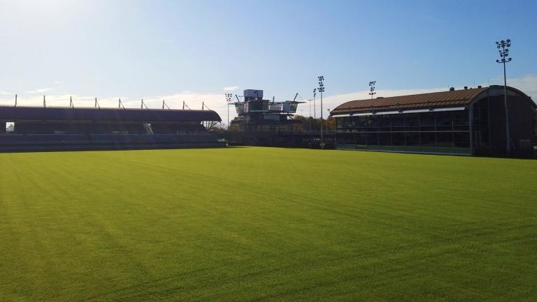 Sensational New Grass Arena Surface Unveiled at Tops International Arena